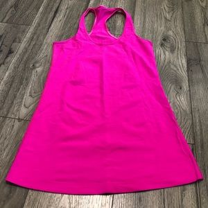 Lululemon Cool Racerback in Pink Size 6